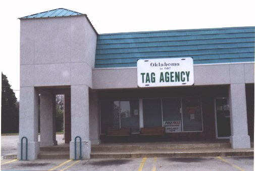Sapulpa Tag Agency